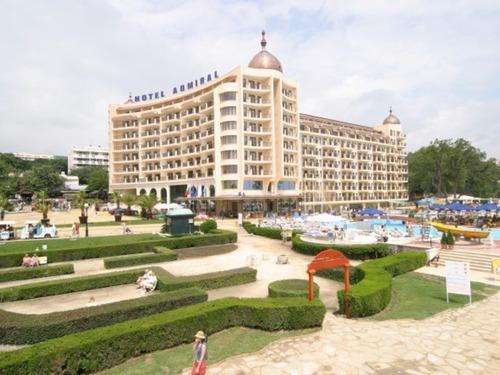 Почивка в Златни пясъци, България - хотел Хотел Адмирал 5•