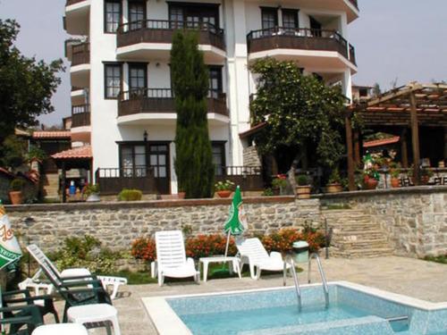 Почивка в Слънчев Бряг, България - хотел Хотел Аугуста 2•