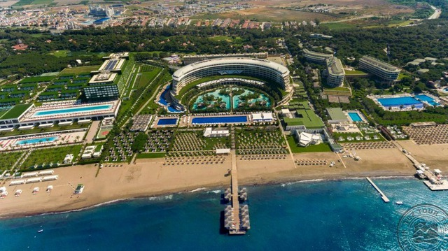 Maxx Royal Belek Golf Resort 5* хотел 5•