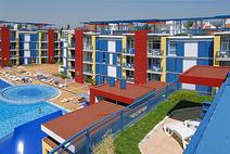 Елит 4 Апартаментен комплекс - Слънчев Бряг