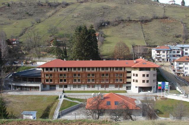 Хотел Борика, Чепеларе