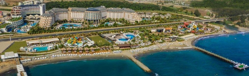 Long Beach Resort Hotel & Spa Deluxe 5 *, Анталия - Алания