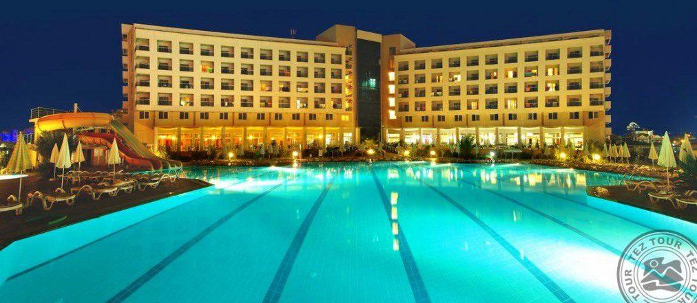 Hedef Rose Garden Hotel 4 *, Анталия - Алания