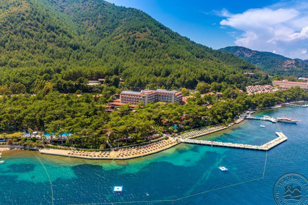 Grand Yazici Marmaris Palace Hv-1 хотел, Мармарис
