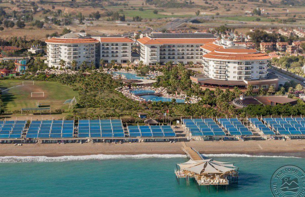 Sea World Resort&spa 5 * хотел, Анталия - Сиде