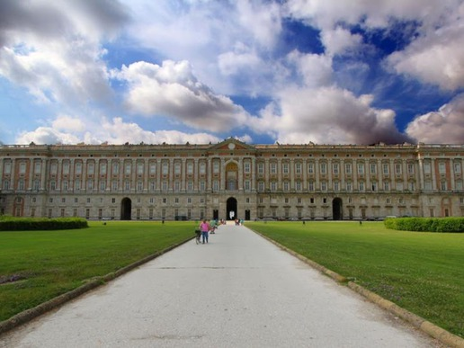 Дворецът Казерта
